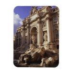 Trevi Fountain, Rome, Italy Rectangular Magnet