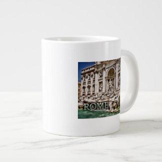 Trevi Fountain Rome Italy Jumbo Mug