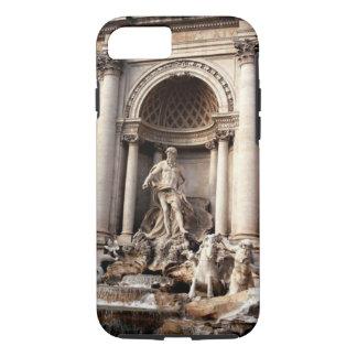 Trevi Fountain Rome Italy Tough iPhone 7 Case