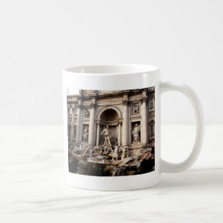 Trevi Fountain Rome Italy Travel Coffee Mug
