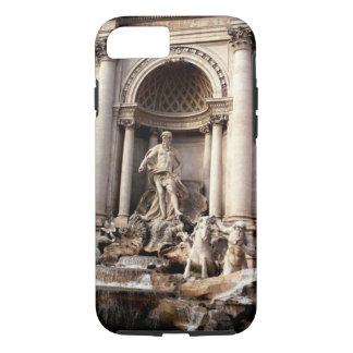 Trevi Fountain Rome Italy Travel iPhone 8/7 Case