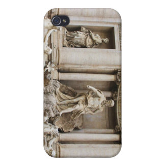 Trevi Fountain Rome Italy Travel Photo iPhone 4 Covers