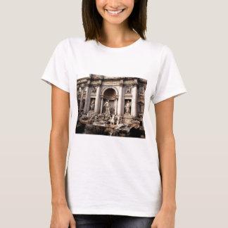 Trevi Fountain Rome Italy Travel T-Shirt
