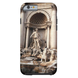 Trevi Fountain Rome Italy Travel Tough iPhone 6 Case