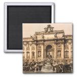 Trevi Fountain, Rome, Lazio, Italy Magnet