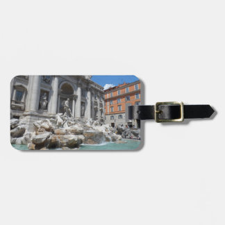 Trevi Fountain- Rome Luggage Tag