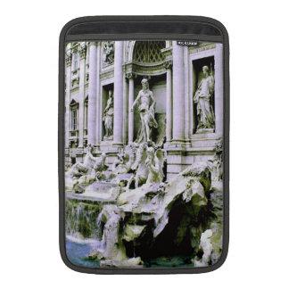 Trevi Fountain Rome MacBook Air Sleeve