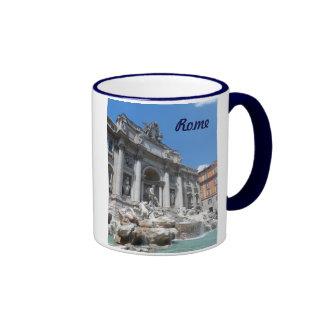 Trevi Fountain- Rome Coffee Mugs
