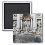 Trevi Fountain Rome Refrigerator Magnet