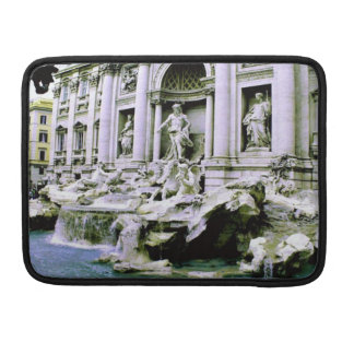 Trevi Fountain Rome Sleeve For MacBook Pro