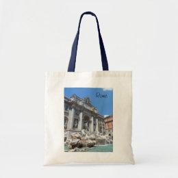 Trevi Fountain- Rome Tote Bag