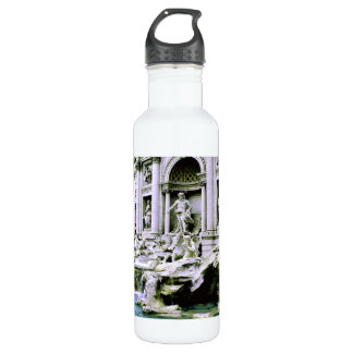 Trevi Fountain Stainless Steel Water Bottle