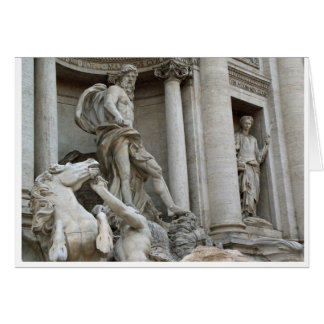 Trevi Fountain Stationery Note Card