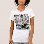 Trevi Fountain T-shirts
