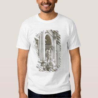 Trevi Fountain Tee Shirt
