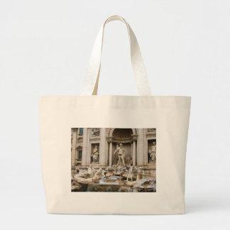 Trevi Fountain Tote Bag