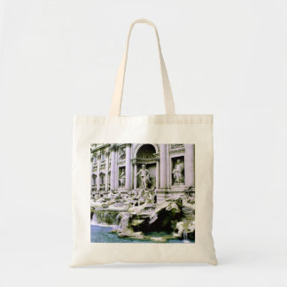 Trevi Fountain Tote Bags