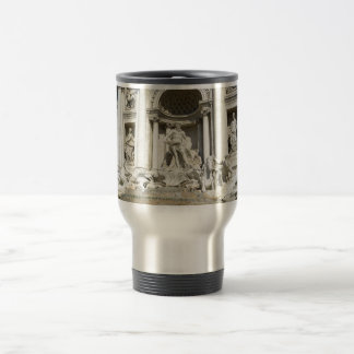 Trevi Fountain Travel Mug