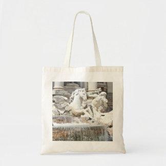Trevi Fountain Triton and Horse Bags