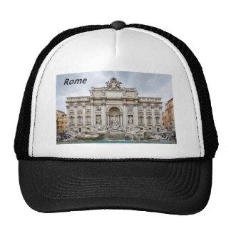 Trevi-Fuente, - Roma, - Angie.JPG Gorros Bordados