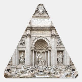 Trevi-Fuente, - Roma, - Angie.JPG Pegatina Trianguloada