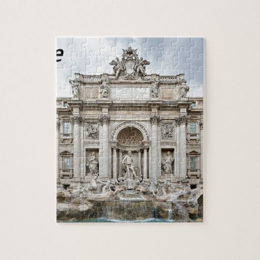 Trevi-Fuente, - Roma, - Angie.JPG Puzzle