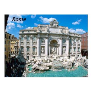 Trevi-Fuente-Roma-Italia [kan.k] .JPG Tarjeta Postal