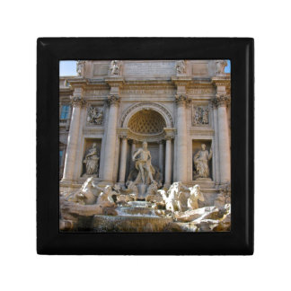 Trevi well in Rome - Italy Gift Box