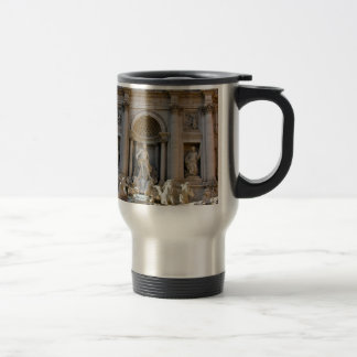Trevi well in Rome - Italy Travel Mug