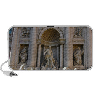Trevi well in Rome - Italy Travelling Speakers