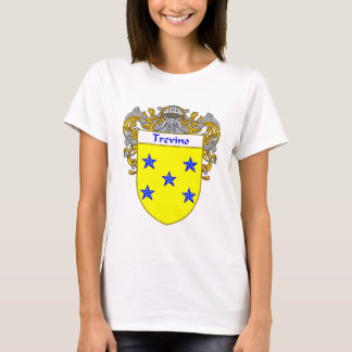 Trevino Coat of Arms/Family Crest T-Shirt