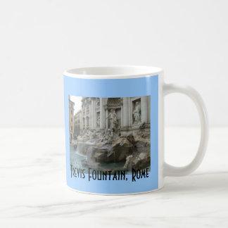 Trevis fountain Rome Coffee Mug