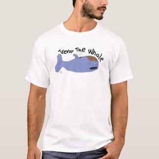 Trevor la camisa de la ballena
