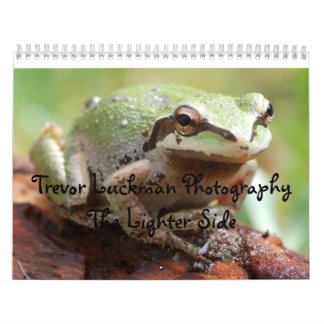 Trevor Luckman Photography: The Lighter Calendar