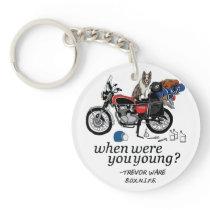 Trevor Ware (B.O.X.N.I.F.E.)- When Were You Young? Acrylic Key Chains
