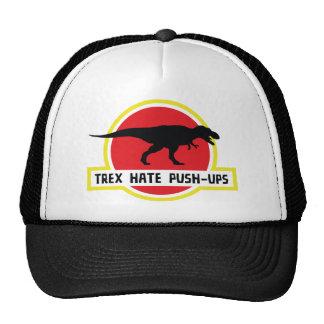 Trex Hate Push-Ups Mesh Hat