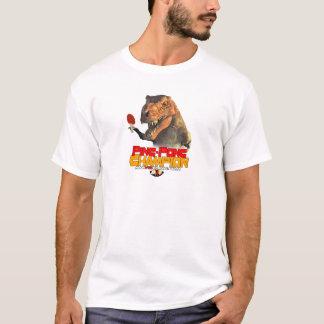 TRex: Ping Pong Champion T-Shirt