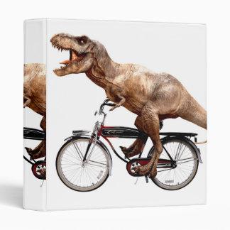 Trex riding bike 3 ring binder