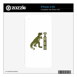 Trex Skins For iPhone 4S
