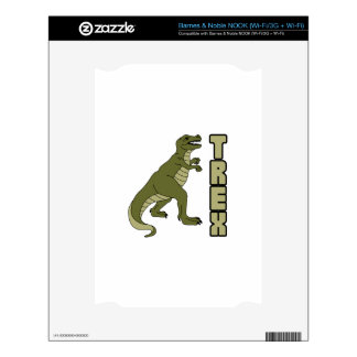 Trex Decals For The NOOK