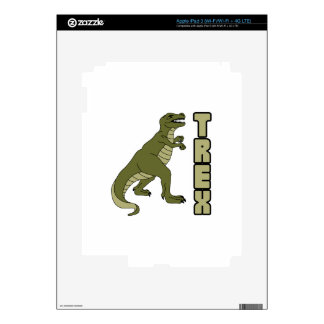Trex Decals For iPad 3