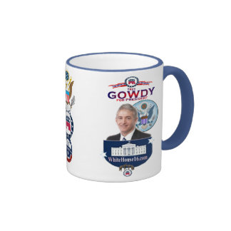 Trey Gowdy for President Ringer Mug