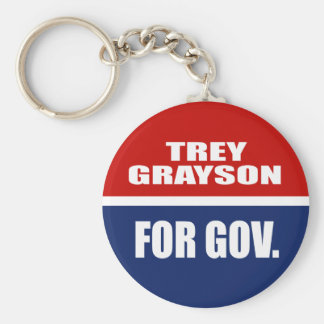 TREY GRAYSON FOR SENATE KEYCHAINS