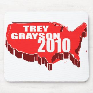 TREY GRAYSON FOR SENATE MOUSE PAD