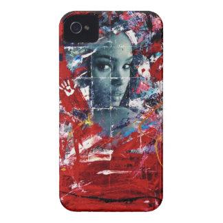 Trey Songz LOVE FACES iPhone 4 Case-Mate Case