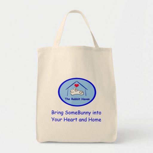 TRH Grocery Tote Bag