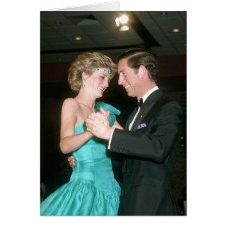TRH The Prince & Princess of Wales Australia Card