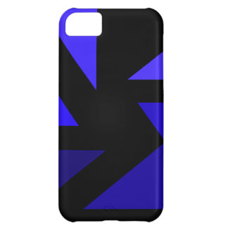 Tri 3 Blue - CricketDiane Abstract PopArt iPhone 5C Case