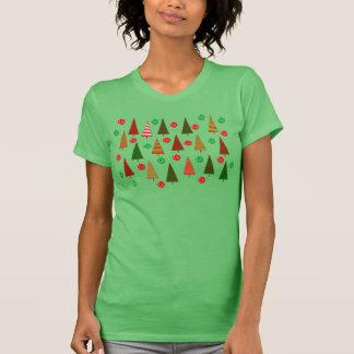 Tri árboles de Navidad Camiseta