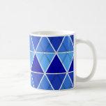 Tri Azul Tazas De Café